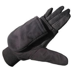 3. Heat Factory Gloves with Pop-Top Mitten