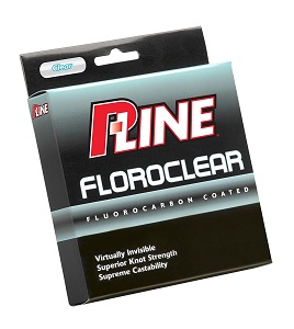 7. P-Line Floroclear Clear Fishing Line.
