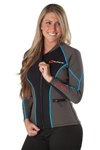 3. Supreme Women's Catch 1.5 MM Neoprene Jacket