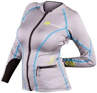 2. Supreme Women's catch Platinum Polyolefin Jacket