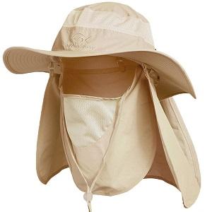 4. Ddyoutdoor 0-281 Fashion Si=umemr outdoor Sun protection SFishing cap