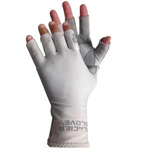 4. Glacier Gloves ISmorada Gray Sungloves