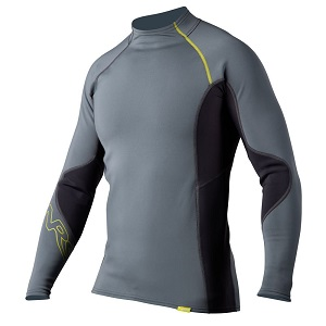 7.NRS HydroSkin 0.5 LS Shirt - Men's