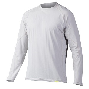 3.NRS H2Core Silkweight LS Shirt - Men's