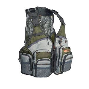 8. Anglatech Fly Fishing Vest Pack