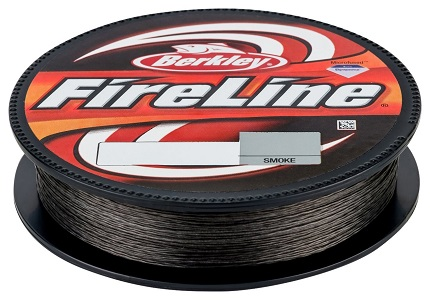 10. Berkley Fireline Fused Crystal Superline.