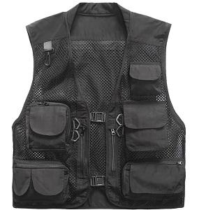5. Outdoor QuickDry Fishing Vest