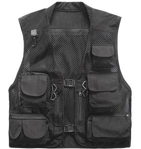 5. Outdoor QuickDry Fishing Vest