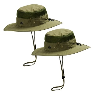 10. SunHats 2 pack-safari Hat for All Boomie hat