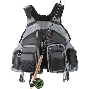 3. KyleBooker Fly Fishing Vest Pack Vest
