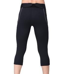 1.DIVE & SAIL Men's Neoprene Wetsuit Pants, 3/2 mm Wetsuit Capri Pants For Water Sports