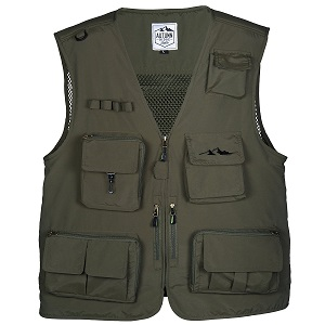 4. Fly fishing Photography Climbing Vest
