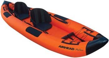 8: Airhead MONTANA Kayak, 2 person