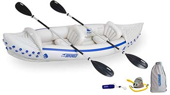 6. Sea Eagle 330 Inflatable Kayak