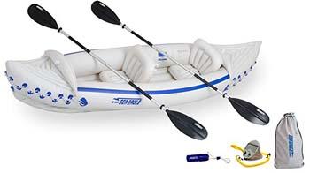 6. Sea Eagle 330 Inflatable Kayak