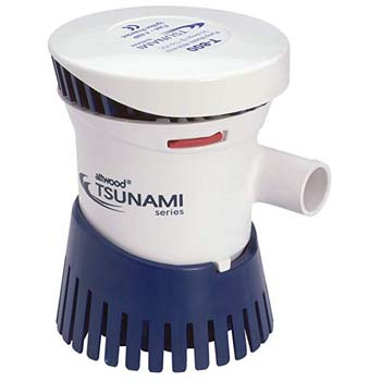 9. Attwood Tsunami Manual Bilge Pump