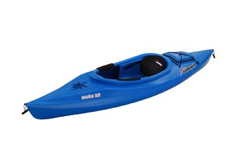 1. Sun Dolphin Aruba 10-Foot Sit-in Kayak