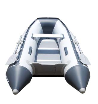 7. 9-Feet 6-Inch Del Mar Inflatable Sport Tender Dinghy Boat