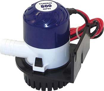 6. Shoreline Marine 800 GPH Bilge Pump