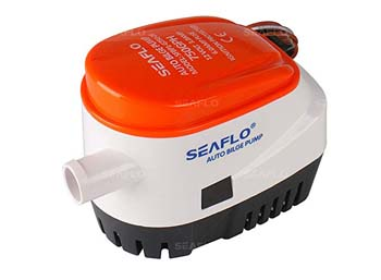 5. Seaflo Automatic Submersible Boat Bilge Water Pump