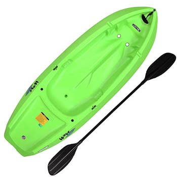 10. Lifetime Youth Wave Kayak with Paddle