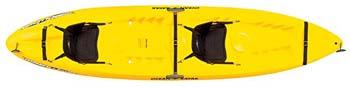2. Ocean Kayak 12-Feet Malibu Two Tandem Sit-On-Top Recreational Kayak