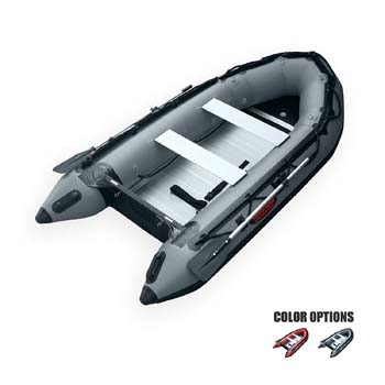 4. Seamax Ocean320 Heavy Duty 10.5 Feet Inflatable Boat