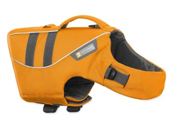 7. Float Coat Life Jacket For Dogs