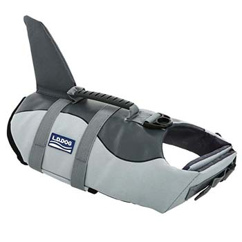 4. Queenmore Ripstop Large Dog Life Jacket