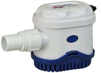 7. Rule Mate Automatic Bilge Pump