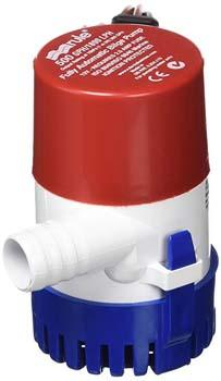 1. Rule 25S-Marine Rule 500 Automatic Marine Bilge Pump
