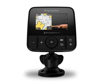 5: Raymarine Dragonfly Pro CHIRP Fish Finder