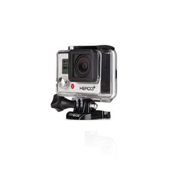 9. GoPro HERO3+ Silver Edition (Certified Refurbished)