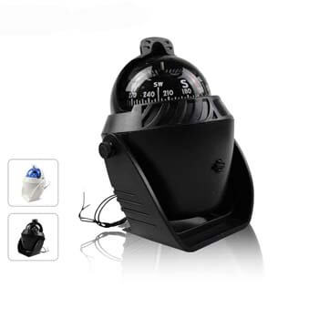 9. Compass LED Light Sea Marine Compass Electronic Digital Compass for Boat