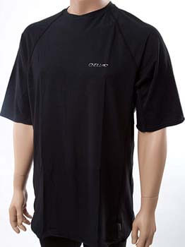 9. O'Neill Men 24/7 Sun Tee Loose Fit Rashguard Swim Shirt Regular & Big/Tall Sizes