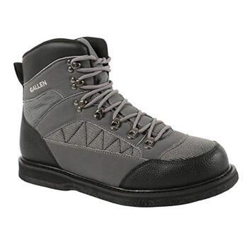 9. Allen company Granite River Wading Boots.
