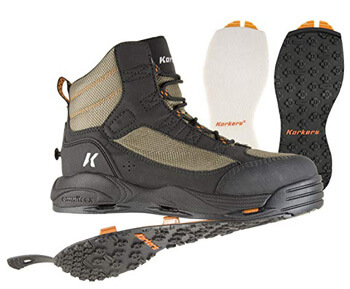 4. Korkers Greenback Wading Boot.