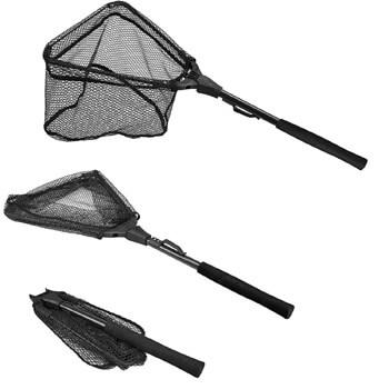 7. PLUSINNO Fishing Net Fish Net Landing.