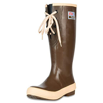 2. Xtra Tuf Women's 15 Inch Legacy Rubber Boots.