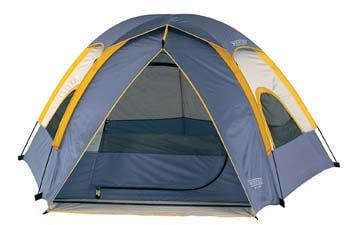 7: Wenzel Alpine 3-person Tent