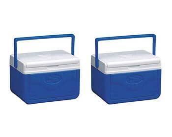 2: Coleman FlipLid Personal Cooler, 5 Quarts
