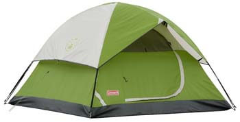 1: Coleman Dome Tent for Camping | Sundome Tent with Easy Setup