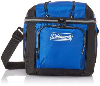 5: Coleman 9-Can Soft Cooler with Removable Liner