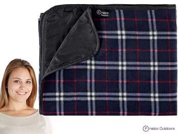 10: Pratico Outdoors Premium Extra Large Picnic & Outdoor Blanket