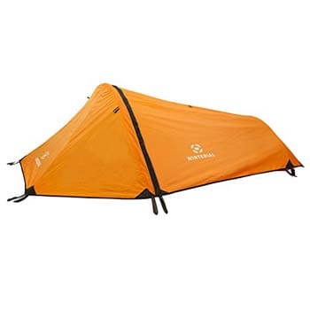 5: Winterial Single Person Personal Bivy Tent, Lightweight 2 Pounds 9 Ounces