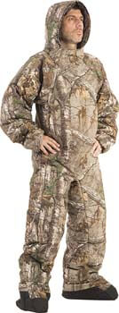 5: Selk'bag Adult Pursuit Wearable Sleeping Bag: Realtree Xtra