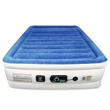 2: SoundAsleep Products SoundAsleep CloudNine Series Queen Air Mattress