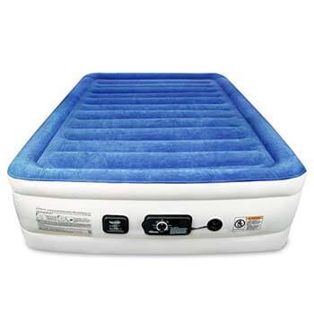 2: SoundAsleep Products SoundAsleep CloudNine Series Queen Air Mattress