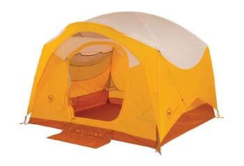 10: Big Agnes Big House 4 Camping Tent