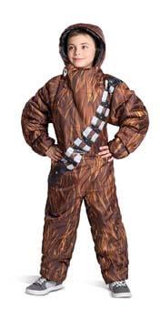 8: Selk'bag Kids Star Wars Wearable Sleeping Bag